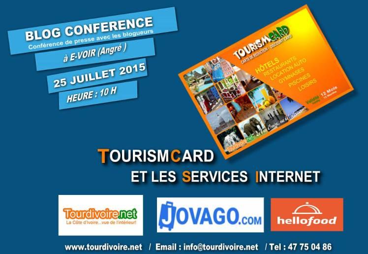 blog conférence Tourisme Card
