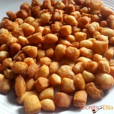 Croquettes sucrées ou chin-chin